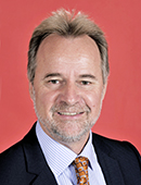 Official portrait of Nigel Scullion